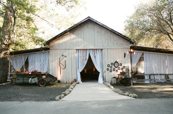 reception steampunk wedding