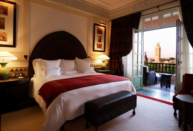 suite la mamounia chambre churchill