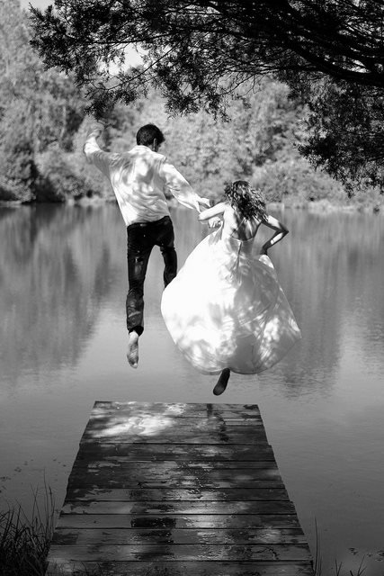 week end en amoureux sur mariage