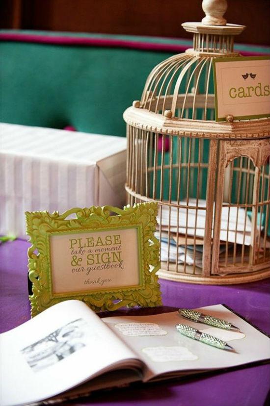 Boites courrier cages a oiseaux 10