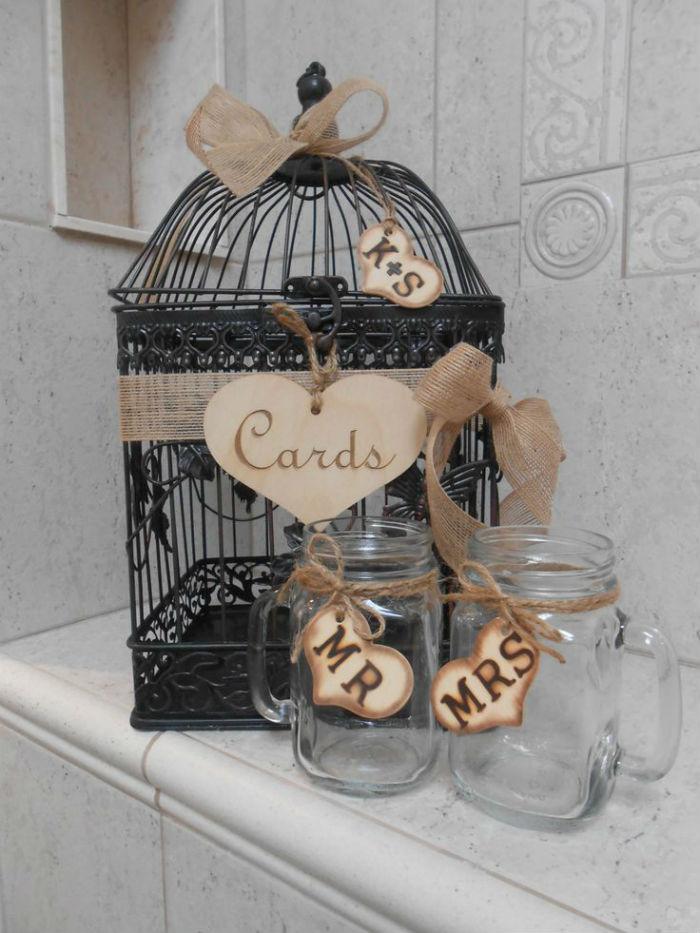 Boites courrier cages a oiseaux 4