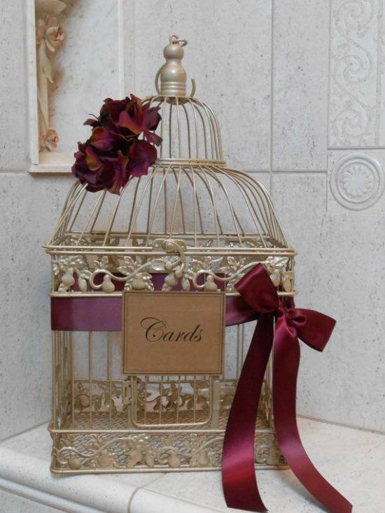 Boites courrier cages a oiseaux 6