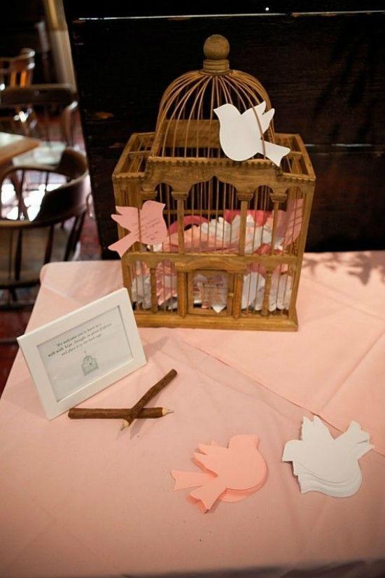 Boites courrier cages a oiseaux 8