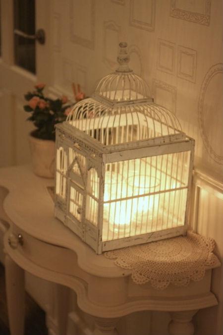 des cages oiseaux mon mariage comment les utiliser pour d corer ma r ception. Black Bedroom Furniture Sets. Home Design Ideas