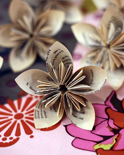 Fleurs deco papier 2