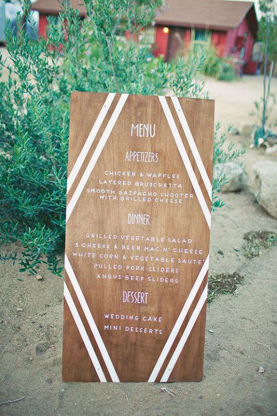 6 id es d coration pour r utiliser avec audace des - Planche de bois pour dressing ...