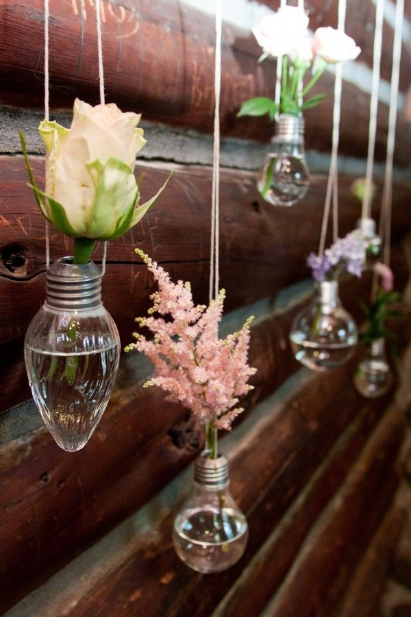 Mini vases ampoules 5