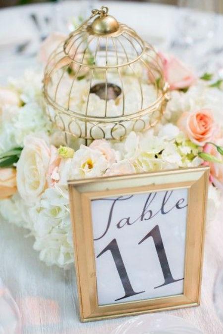 Des cages oiseaux mon mariage pour quoi faire - Plan de table cage oiseau ...