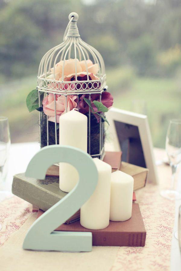 Numeros de tables cages a oiseaux 7