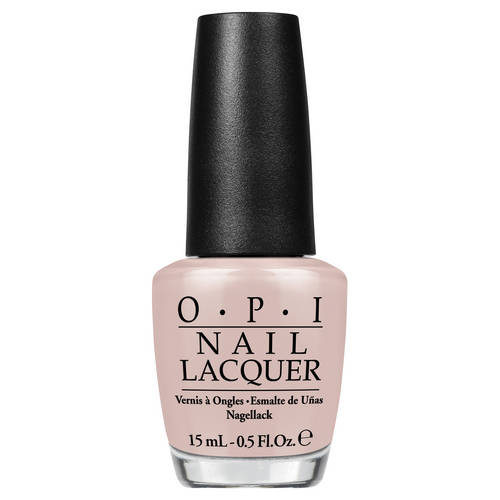"Vernis à ongles OPI, collection Hawaii, teinte ""Do You Take Lei Away ?"", 13,90 euros."