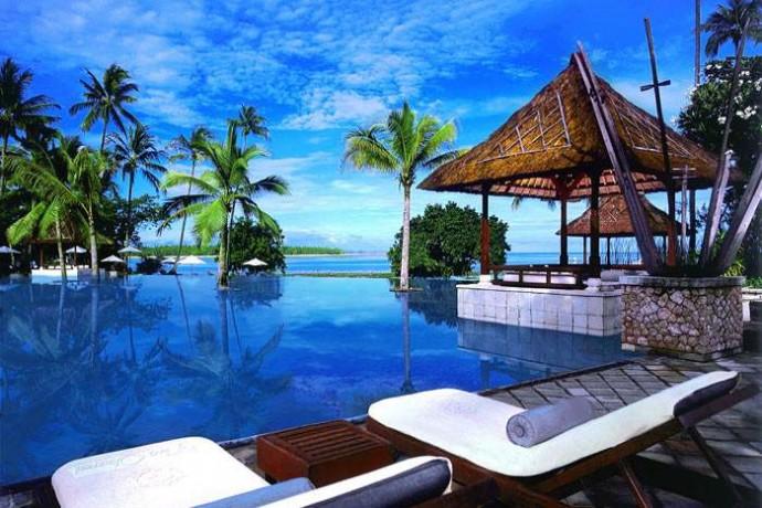 Oberoi Lombok hotel
