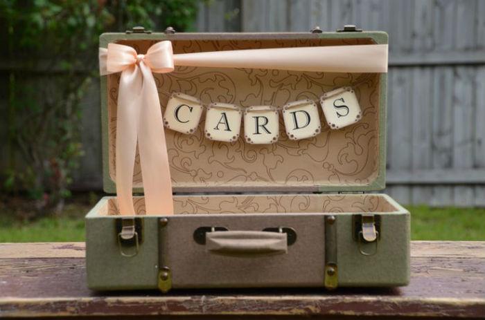 Valise cadeaux maries 2
