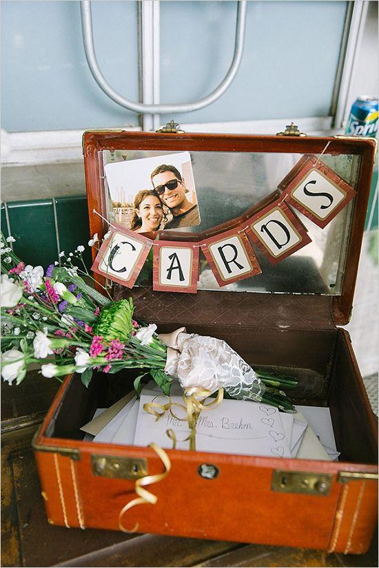 Valise cadeaux maries 7