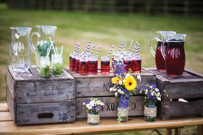 bar a limonades mariage festival