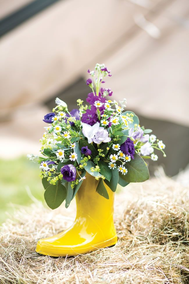 botte et fleurs mariage esprit festival