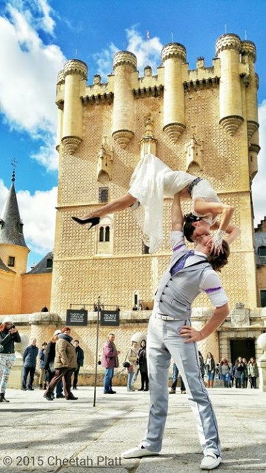 couple acrobates  (5)