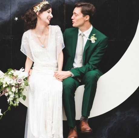 Mon mariage émeraude