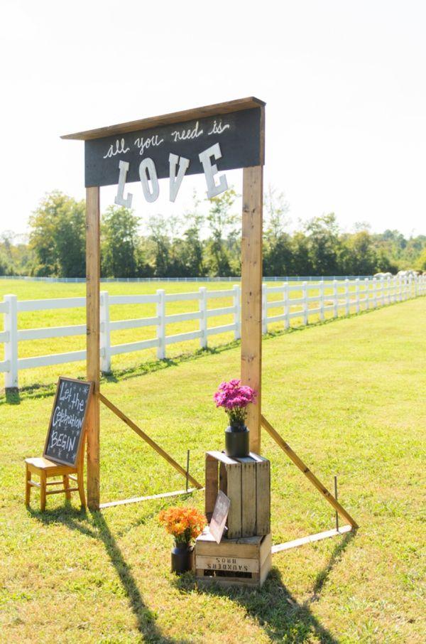 decoration mariage theme festival