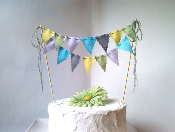 fanions decoration mariage  (5)