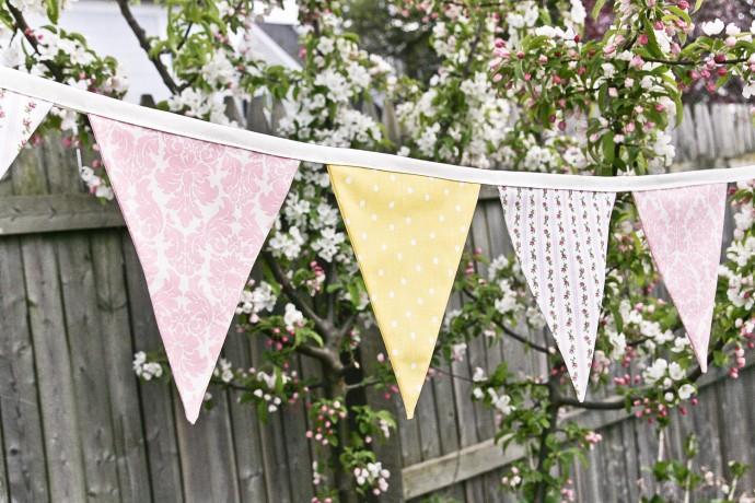 fanions decoration mariage  (6)