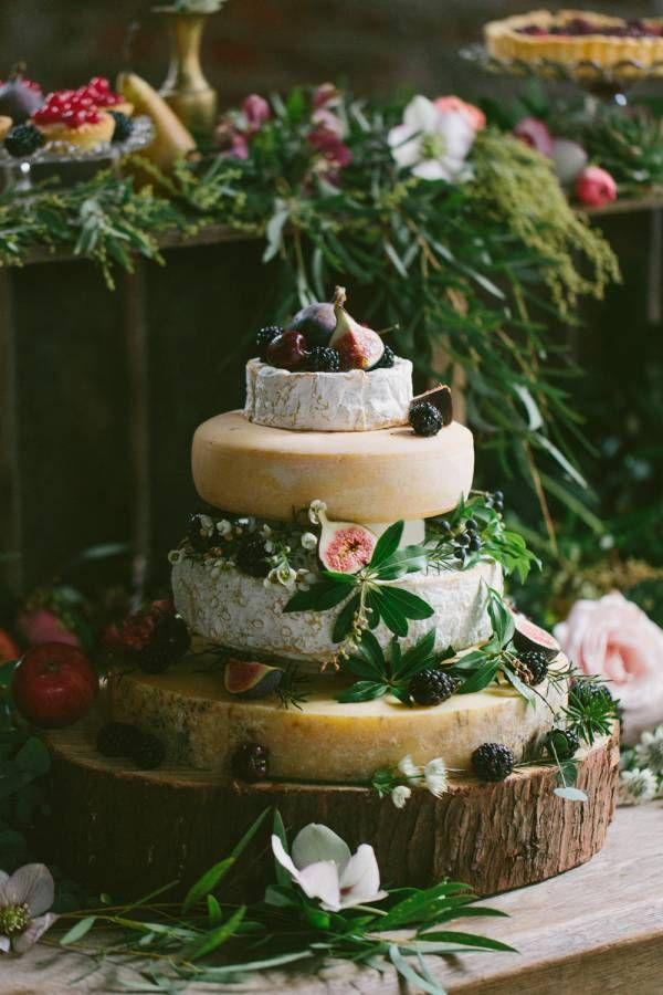 Le gâteau de fromages : cest à la mode, la preuve... - Mariage.com