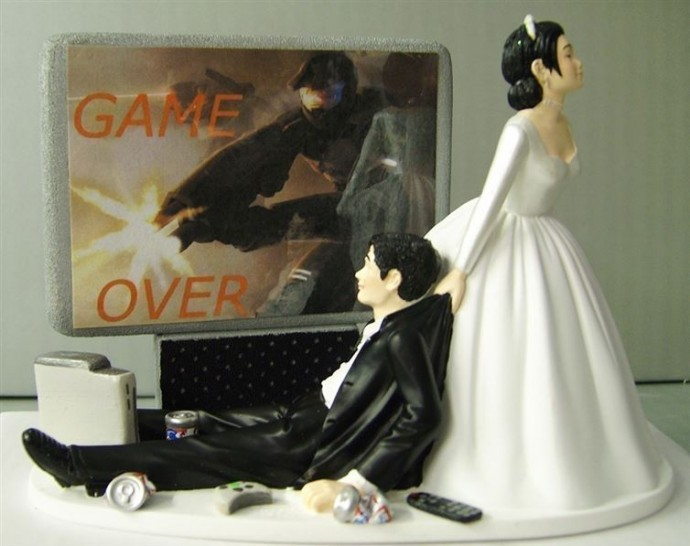 gateau de mariage humour 12