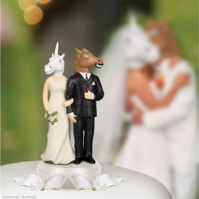 gateau de mariage humour 8