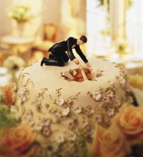 gateaux de mariage droles  (4)