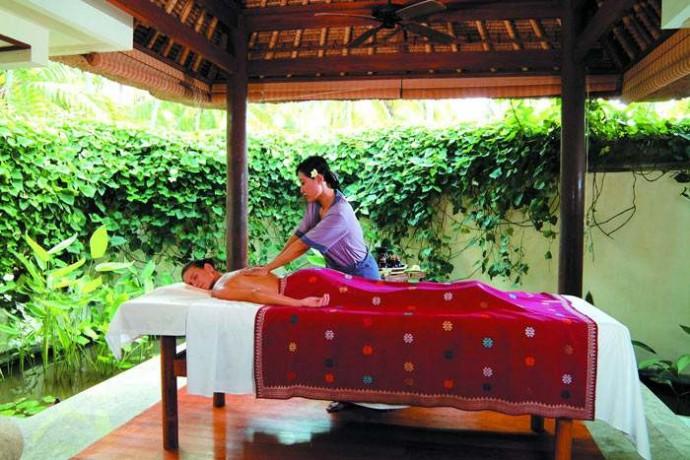 le spa du Oberoi Lombok