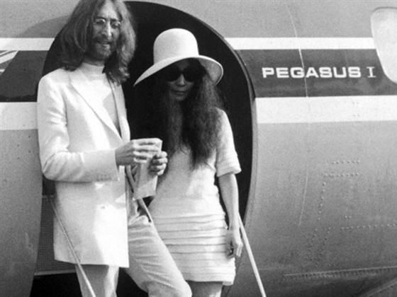 mariage John Lennon Yoko Ono