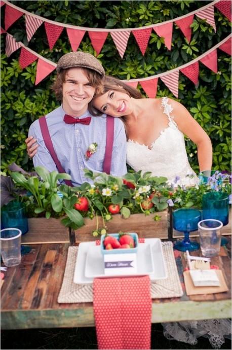 mariage guinguette
