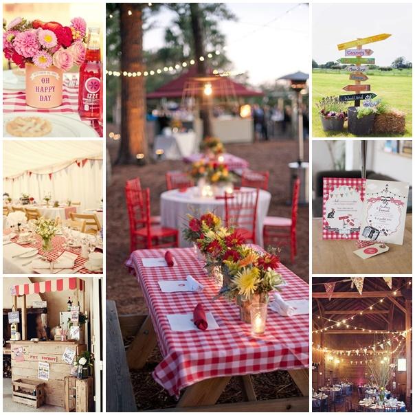 Deco table mariage guinguette - Mariage guinguette chic ...