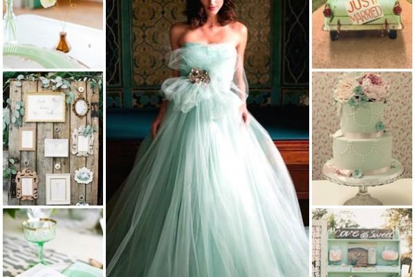 montage mon mariage en vert d eau