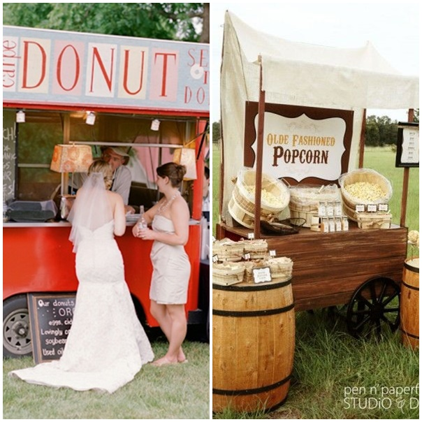 montage photo stand gourmandises mariage festival