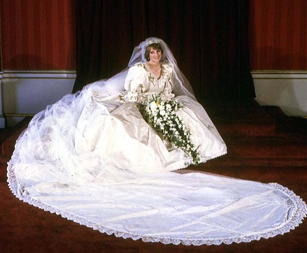 Robe de mariee Lady Diana