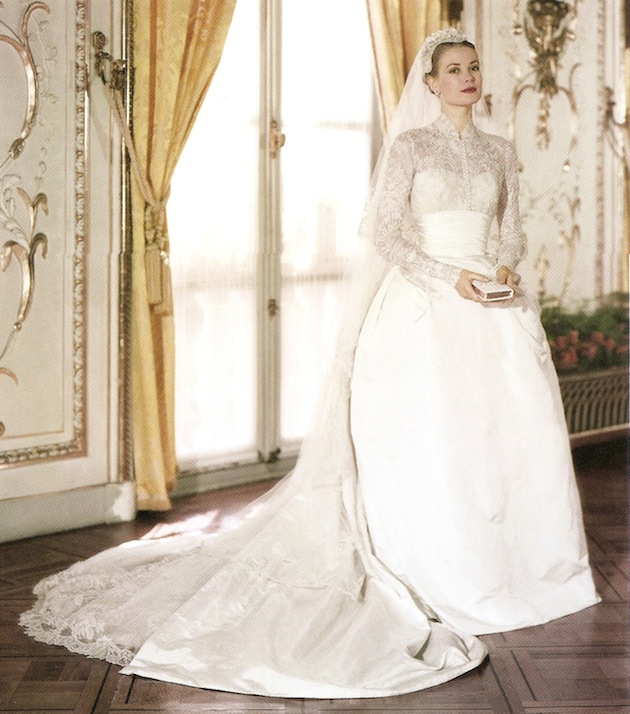 robe de mariee grace kelly