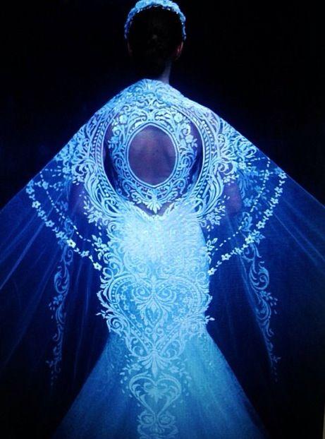 robe de mariee michael Cinco