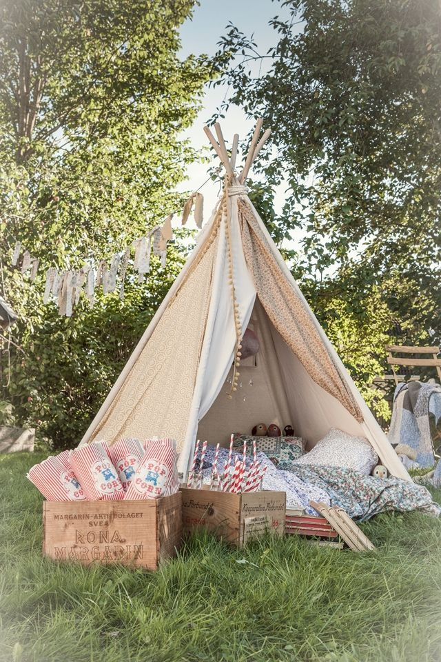tipi mariage ambiance festival