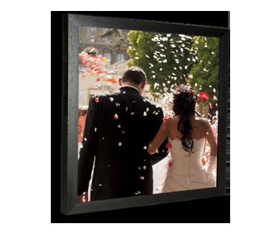 toile photos de mariage