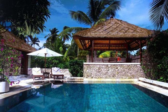 villa Oberoi Lombok