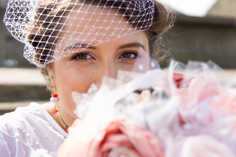 voilette mariee mariage nautique