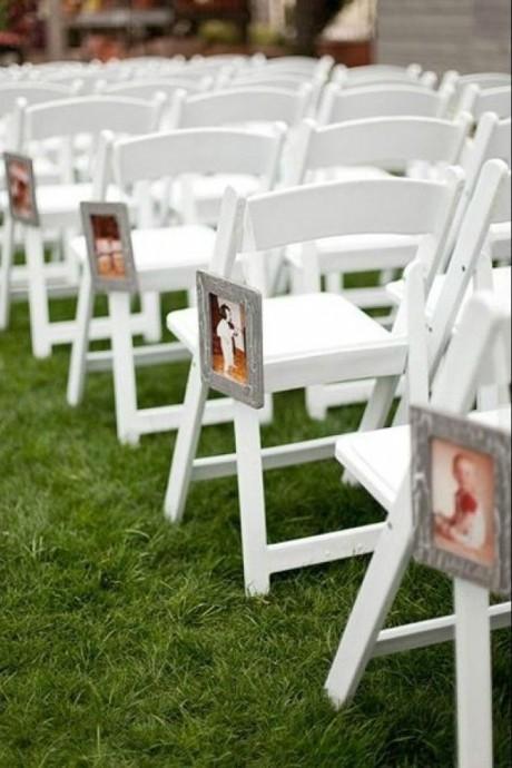Allee de mariage decoration