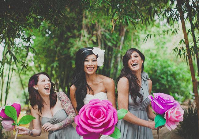 DIY bouquet marié 12