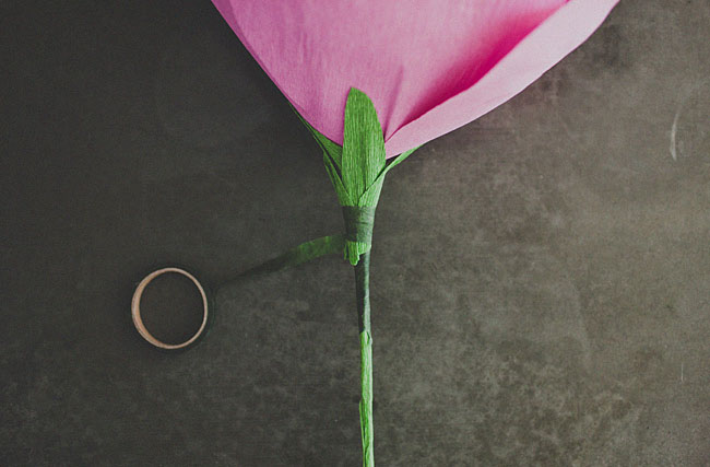 DIY bouquet marié 9