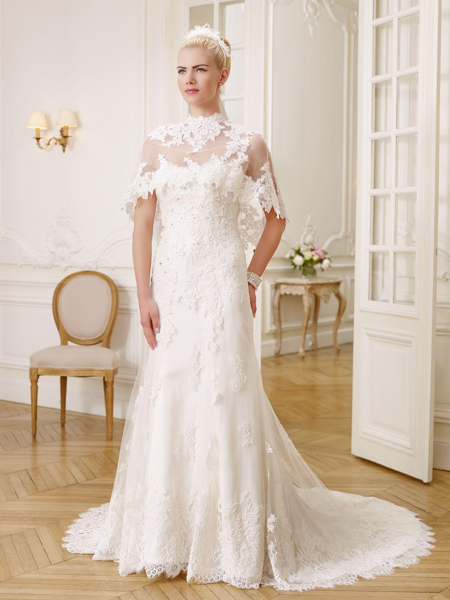 robe de mari e murat par pronuptia collection 2015 robes