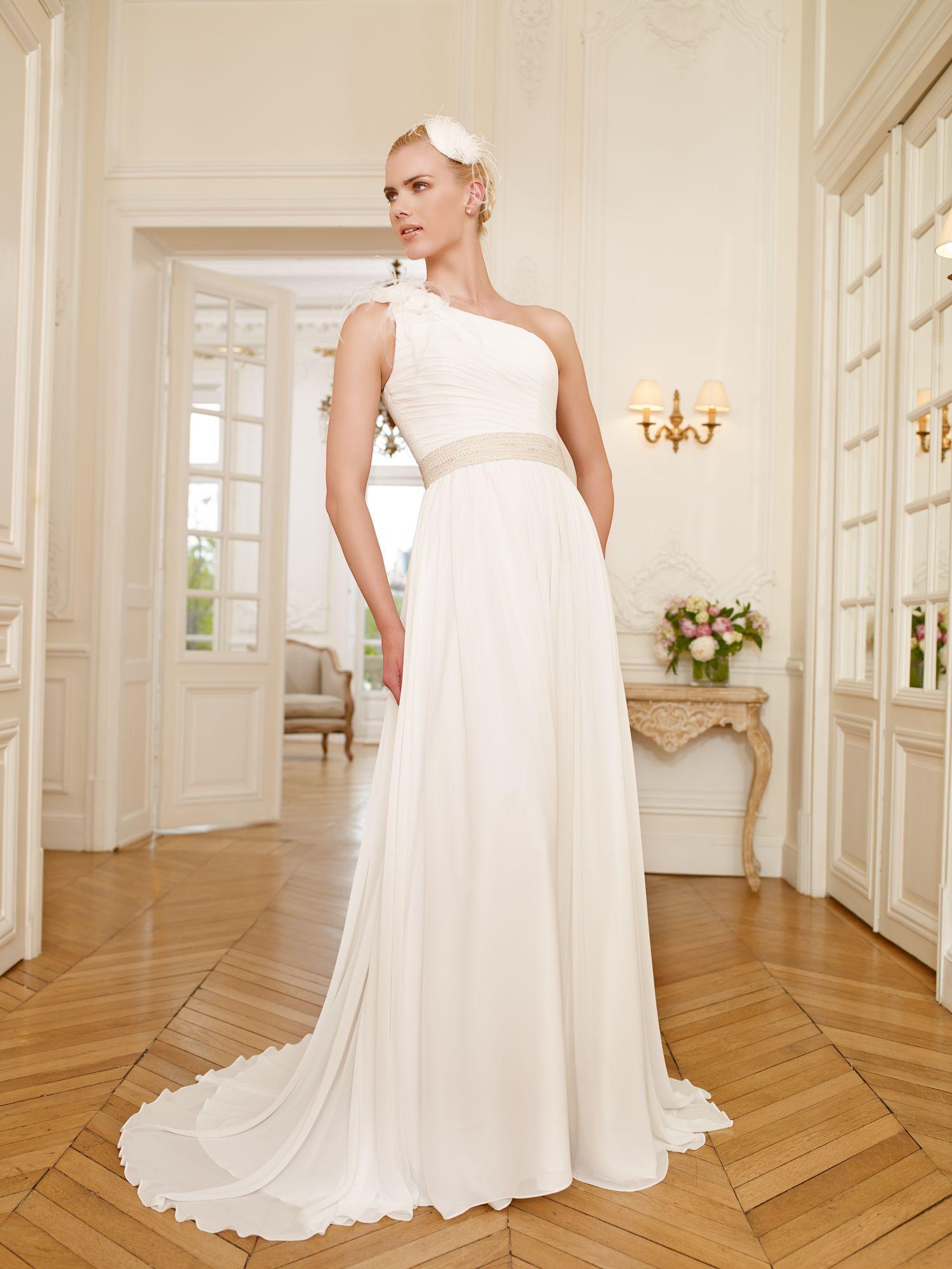 Robe de mariée MANDELE par Pronuptia collection 2015 - Robes ...