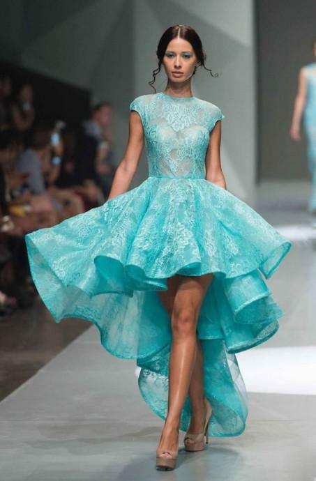 la robe de mari e bleu lagon de michael cinco on ose ou pas. Black Bedroom Furniture Sets. Home Design Ideas