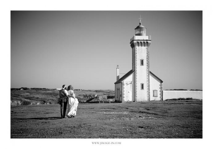 Stephanie et Maxime mariage belle ile en mer