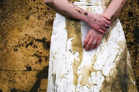 Trash the dress 12