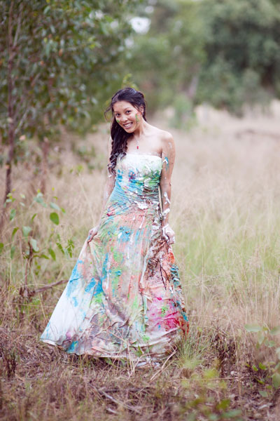 Trash the dress 19